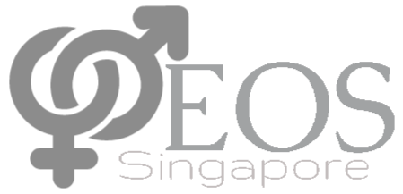 Escorts of Singapore Logo - Gray