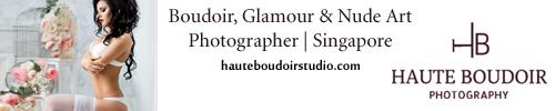 Haute Boudoir Photography Singapore