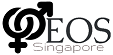 EOS Escorts of Singapore & Singapore Escorts Logo